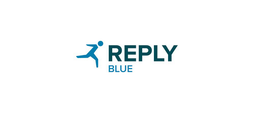 Blue Reply